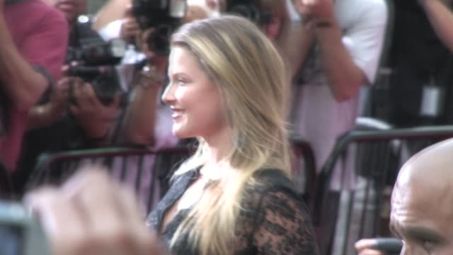 ali larter at the secretariat premiere in hollywood at the celebrity sightings in los angeles at los angeles ca - ali larter stock videos & royalty-free footage