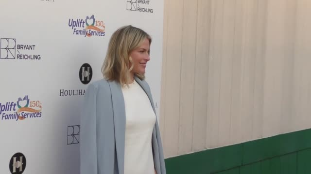 ali larter at the uplift family services 7th annual norma jean gala at hollygrove campus in hollywood at celebrity sightings in los angeles on may 19... - ali larter stock videos and b-roll footage