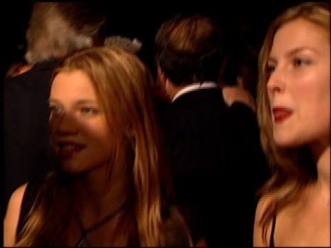 ali larter at the 'varsity blues' premiere at paramount lot in hollywood california on january 7 1999 - ali larter stock videos & royalty-free footage