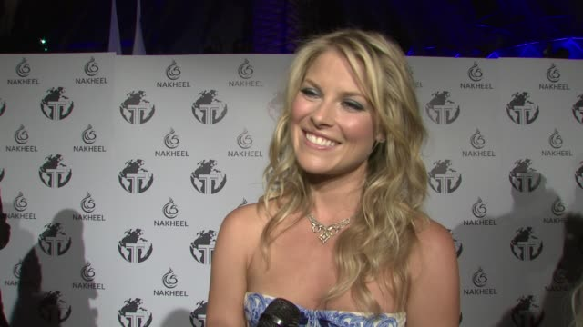 ali larter on the project the amenities she looks for in a luxury hotel what's ahead on 'heroes' at the nakheel the trump organization introduce the... - ali larter stock videos and b-roll footage