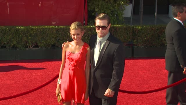 alia baldwin, stephen baldwin at the espn's 2010 espys at los angeles ca. - stephen baldwin stock-videos und b-roll-filmmaterial
