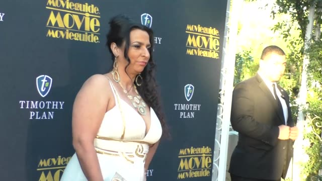 alice amter at the movieguide 24th annual faith and values awards gala at the universal hilton in hollywood at celebrity sightings in los angeles on... - alice amter stock videos & royalty-free footage
