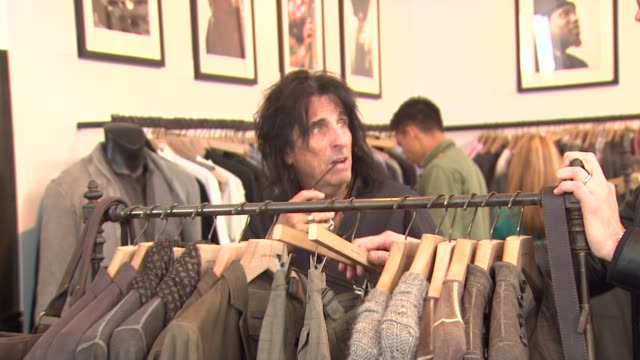 Alice Cooper at 9th Annual John Varvatos Stuart House Benefit on 3/11/12 in Los Angeles CA