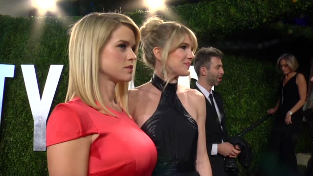 vídeos de stock, filmes e b-roll de alice eve at the 2013 vanity fair oscar party hosted by graydon carter alice eve at the 2013 vanity fair oscar party at sunset tower on february 24... - vanity fair oscar party
