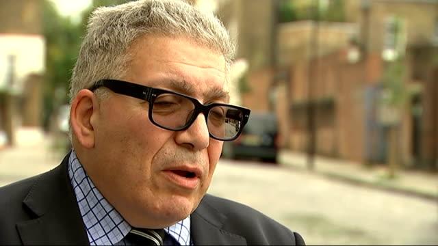 Body found in River Brent Professor Peter Vanezis interview SOT