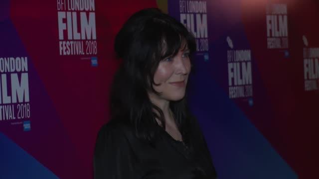 GBR: 'The Fight' World Premiere - 62nd BFI London Film Festival