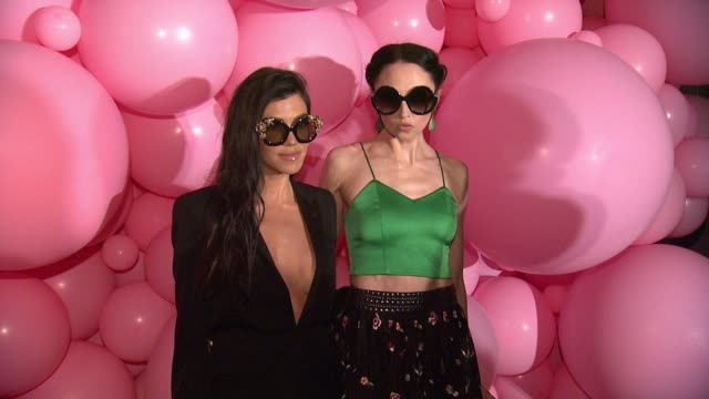 "CLEAN Alice Olivia by Stacey Bendet ""Eyewear is Art"" Launch in Los Angeles CA"
