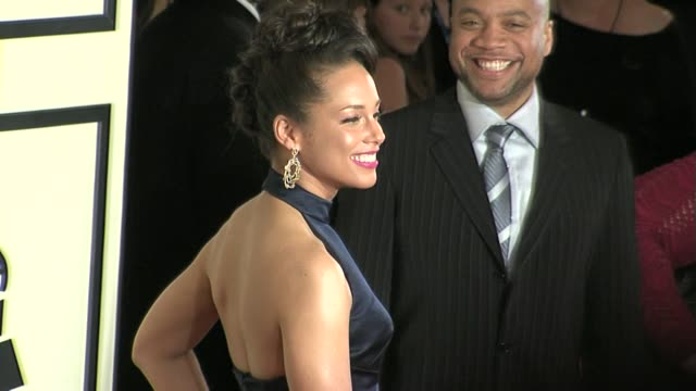 Alicia Keys Angelique Kidjo at the 50th Annual GRAMMY Awards at Los Angeles California