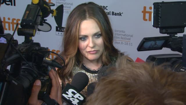 Alicia Silverstone at the 'Butter' Premiere 2011 Toronto International Film Festival at Toronto ON