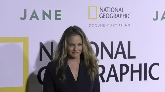 Alicia Silverstone at the Premiere Of National Geographic Documentary Films' 'Jane' at The Hollywood Bowl on October 09 2017 in Los Angeles California