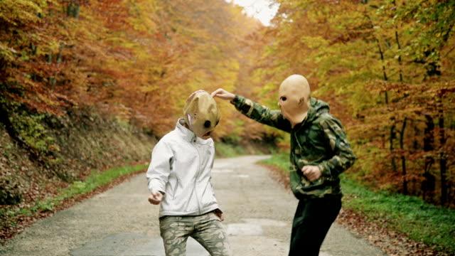 Alien Maske.