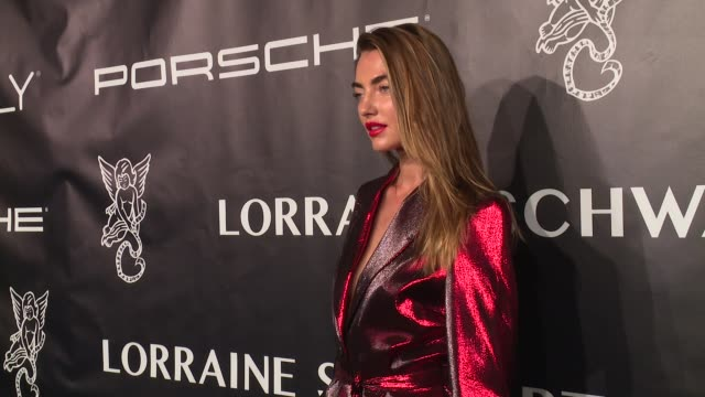 alina baikova at angel ball 2017 at cipriani wall street on october 23 2017 in new york city - cipriani manhattan stock videos & royalty-free footage