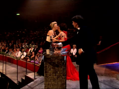 Alison Balsom winners speech female of the year at the Classic Brit Awards at London England