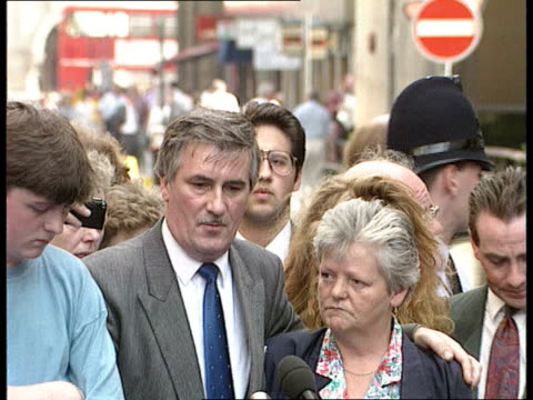 taylor sisters convicted england london john shaughnessy out of court and along as surrounded by press track along cms shaughnessy out of court and... - resting stock videos & royalty-free footage