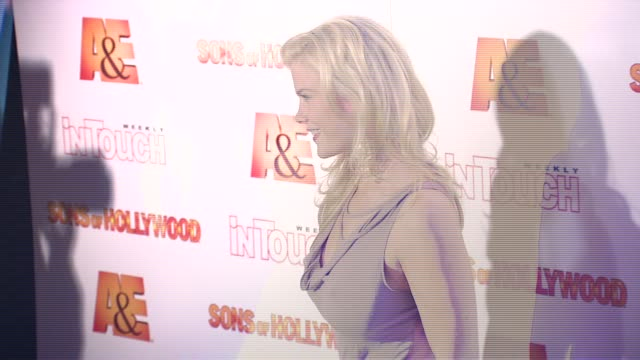 Alison Sweeney at the 'Sons of Hollywood' Premiere Launch Party at Les Deux in Los Angeles California on March 29 2007