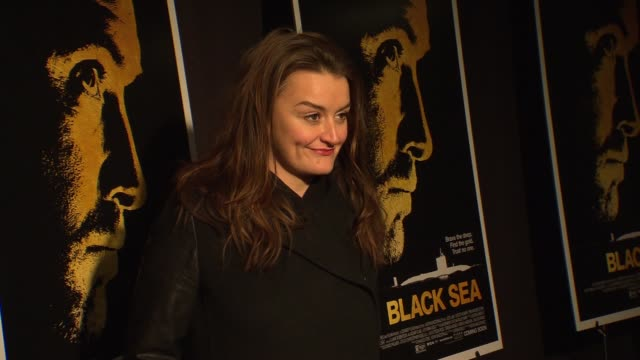 Alison Wright at Black Sea New York Premiere Presented By Focus Features at Landmark Sunshine Theater on January 21 2015 in New York City