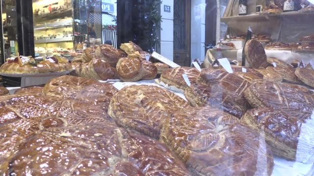 All over France this month millions of cake lovers will excitedly bite into a flaky pastry cake hoping to come upon a tiny toy or trinket