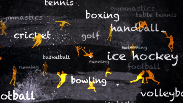 4k alle sportarten (endlos wiederholbar) - torschuss stock-videos und b-roll-filmmaterial
