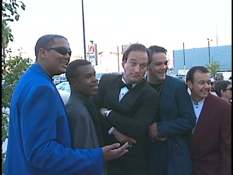 All4One at the Blockbuster Awards at Pantages Theater