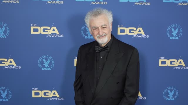 allan arkush at the 71st annual dga awards at the ray dolby ballroom at hollywood highland center on february 02 2019 in hollywood california - director's guild of america stock videos & royalty-free footage
