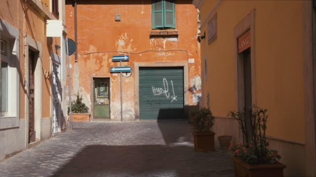 Vicolo nel centro di Roma