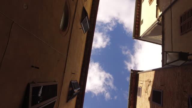 alley にトスカーナ - 路地点の映像素材/bロール