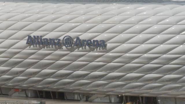 T/L, ZO, HA, WS, Allianz Arena, Munich, Germany