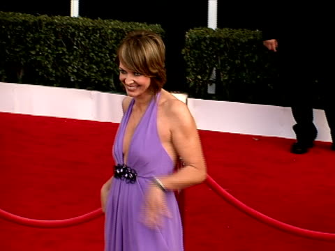 Allison Janney Allison at the 14th Annual Screen Actors Guild Awards at Los Angeles CA