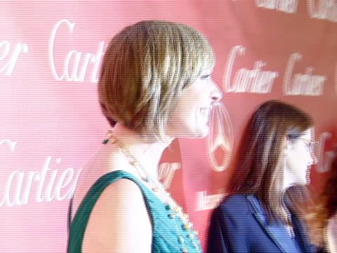 Allison Janney Allison at the 2008 Palm Springs International Film Festival Hosts StarStudded Awards Gala Presented By Cartier Red Carpet Arrivals at...