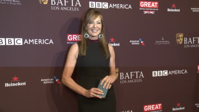Allison Janney at 2018 BAFTA Los Angeles Tea Party The Four Seasons Los Angeles at Beverly Hills in Los Angeles CA