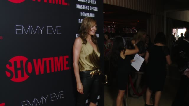 Allison Janney at SHOWTIME 'Emmys Eve' 2014 on August 24 2014 in Los Angeles California