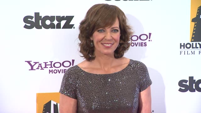 Allison Janney at the 15th Annual Hollywood Film Awards Gala at Beverly Hills CA