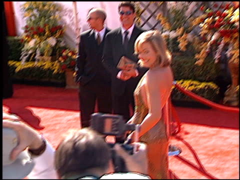 Allison Janney at the 2000 Emmy Awards at the Shrine Auditorium in Los Angeles California on September 10 2000