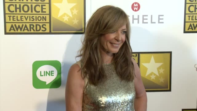 Allison Janney at the 2014 Critics' Choice Television Awards at The Beverly Hilton Hotel on June 19 2014 in Beverly Hills California
