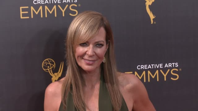 Allison Janney at the 2016 Creative Arts Emmy Awards Day 1 Arrivals at Microsoft Theater on September 10 2016 in Los Angeles California