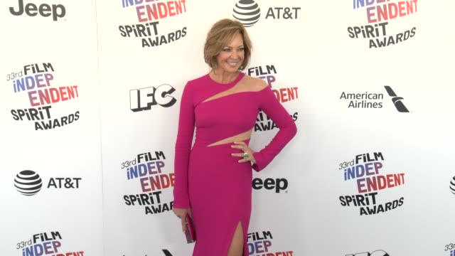 Allison Janney at the 2018 Film Independent Spirit Awards on March 03 2018 in Santa Monica California
