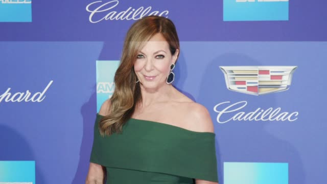 Allison Janney at the 29th Annual Palm Springs International Film Festival Awards Gala at Palm Springs Convention Center on January 02 2018 in Palm...