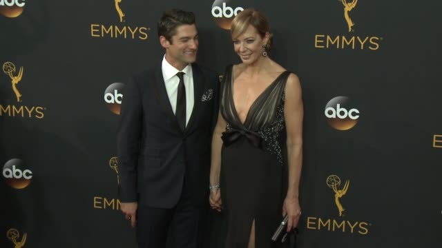 Allison Janney at the 68th Annual Primetime Emmy Awards Arrivals at Microsoft Theater on September 18 2016 in Los Angeles California