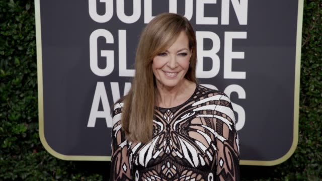 Allison Janney at the 75th Annual Golden Globe Awards at The Beverly Hilton Hotel on January 07 2018 in Beverly Hills California