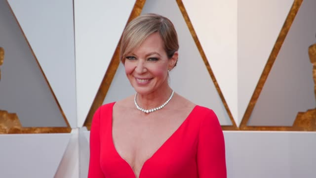 Allison Janney at the 90th Academy Awards Arrivals at Dolby Theatre on March 04 2018 in Hollywood California