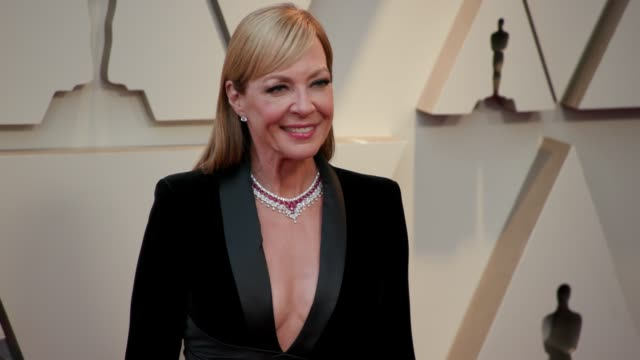 Allison Janney at the 91st Academy Awards Arrivals at Dolby Theatre on February 24 2019 in Hollywood California