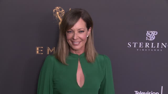 Allison Janney at the Stars Celebrate the 69th Emmy Awards Season at the Television Academy's Performers Peer Group Celebration at Montage Beverly...