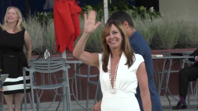 Allison Janney at the Television Academy Celebrates The 67th Emmy Award Nominees for Outstanding Performances at Montage Beverly Hills at Celebrity...