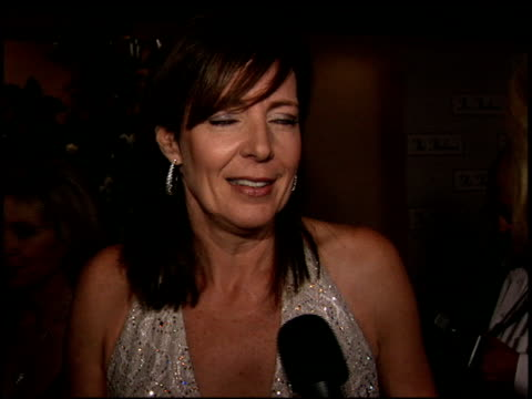 Allison Janney at the Thalians Ball 50th Anniversary at the Century Plaza Hotel in Century City California on October 8 2005
