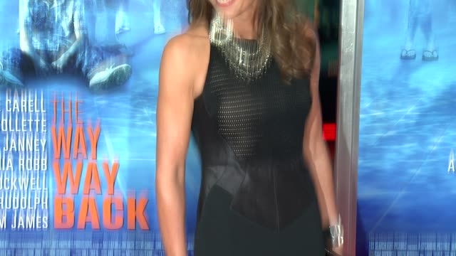 Allison Janney at 'The Way Way Back ' New York Premiere on June 26 2013 in AMC Loews Lincoln Square New York New York