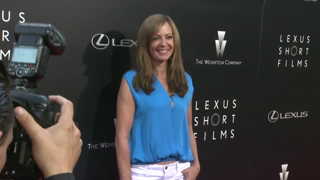 Allison Janney at The Weinstein Company Lexus Present 2nd Annual Lexus Short Films Series 'Life Is Amazing' at Regal Cinemas LA Live on July 30 2014...