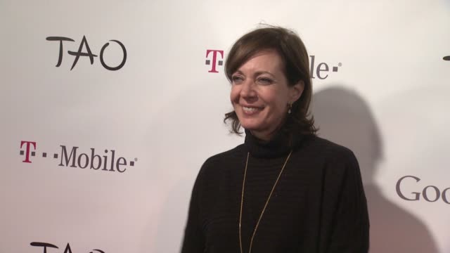 Allison Janney at TMobile Presents Google Music At Tao Day 2 in Park City Utah on 1/21/2012