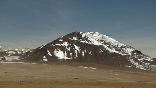 eso alma observatory at the chajnantor plateau in chile - atacama large millimeter array stock videos and b-roll footage