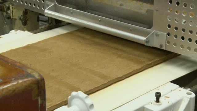 almond roca factory in tacoma washingington - roca video stock e b–roll