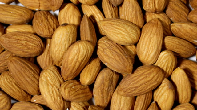 almond - raw food stock videos & royalty-free footage